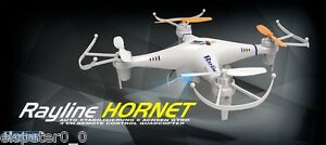 Rayline R804 2.4 GHZ 6-Achsen Gyro Drone ,RC Quadrirotor
