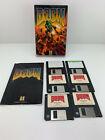 Original 1993 Doom Big Box Computer Game Id Software Pc Registered