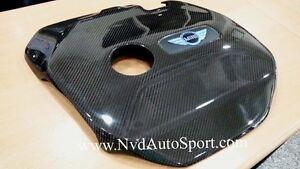 Mini F55, F56 Carbon fiber Engine Cover