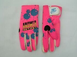 Vintage Neoprene Personal Watercraft PWC Gloves, Answer Racing, Size Large 10