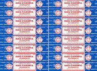 16 Boxes 15 Grams Each Nag Champa Incense Satya Sai Baba AGARBATTI 2017 Series