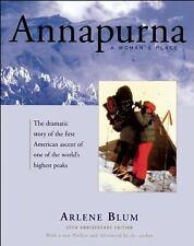 Annapurna: A Woman's Place (20th Anniversary Edition), 1. Book, Blum, Arlene, Go