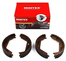 Mintex Rear Parking Brake Shoes Set for VOLVO mfr477 (Real Image of part)