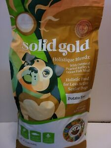 Solid Gold Holistique Blend Supercross 15 lb ex 10/21 free shipping