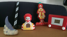 McDonald's and Wendy's Happy meal toys -- 14 pieces