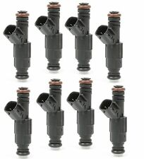 24lb Set(8) Flow Matched 4 nozzle  Fuel Injectors for Ford Lincoln 5.4L EV6
