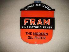 FRAM AUTOMOTIVE OIL FUEL FILTERS CREST EMBLEM PATCH LOT