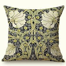 William Morris Pimpernel II Arts & Crafts Kissenhülle Kissenbezug Baumwolle