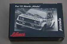 PICCOLO FIAT 131 ABARTH ALITALIA