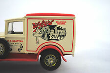 Matchbox of Yesteryear No:Y-22 1930 FORD Model A Van in PALM TOFFEE Code 1 MIB