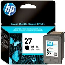 ORIGINAL & SEALED HP27 / C8727A BLACK INK CARTRIDGE - SWIFTLY POSTED
