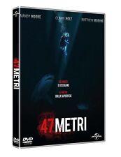 Dvd 47 Metri - (2017) .....NUOVO