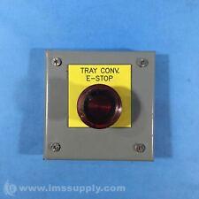 Allen Bradley 800H-FRXTQH24RA1 Pushbutton Switch 0031