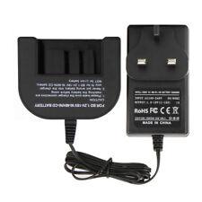 UK Pin Charger For Black & Decker A18 A1718 7.2V 9.6V 12V 14.4V 18V Batteries