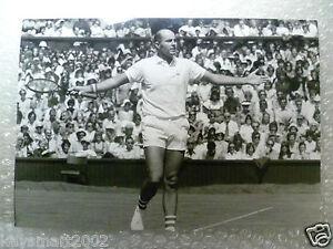Tennis Press Photo- 1975 BOB HEWITT Australia Player