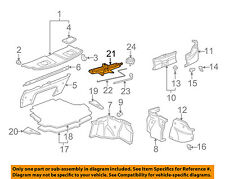 TOYOTA OEM 99-03 Solara Interior-Rear-Jack 0911122060