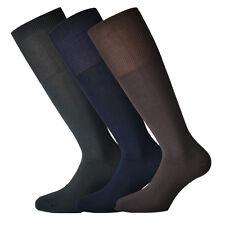 6 paia di calze Fontana lunghe in caldo cotone elasticizzato. Fatte in Italia
