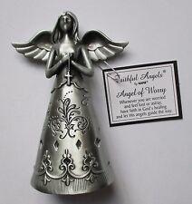 n Angel of Worry FAITHFUL FIGURINE Ganz have faith God healing lead way
