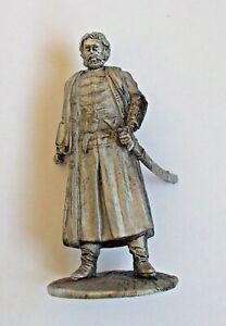 1/30 Malyuta Skuratov Russian Warrior Oprichnina Leader Tin Metal Soldier 60 mm