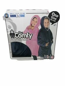 The Comfy kids throw blanket