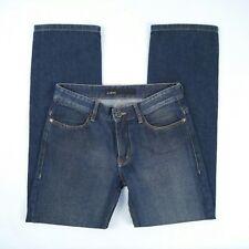 Billabong Blue Faded Straight Leg Denim Jeans Women's Size W28.5 - 100% Cotton