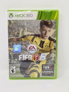 FIFA 17 - Microsoft Xbox 360 - 2016 - NEW / SEALED