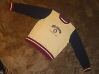44ca131b Sale Sweatshirt Tommy Jeans DW0DW04518 Woman Hilfiger Denim Cropped ...