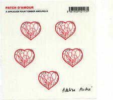 France -F4632 - Patch d'amour  Adeline ANDRÉ  - 2012