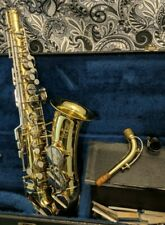 King Lemaire ALTO Saxophone - Student playing condition as is, worth refreshing