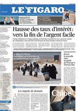 Le Figaro 01.12.2016 N°22491*HOLLANDE*BREXIT*Crépuscule des CHIRAQUIENS*VIGIPIRA