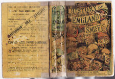 History Original 1850-1899 Antiquarian & Collectable Books