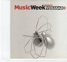 (FR56) Music Week Presents Volume 8, 11 tracks various artists - 2011 CD