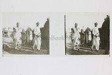 Egypte AfriquePlaque verre Positif N° 14 Stéréo Stereoview Vintage