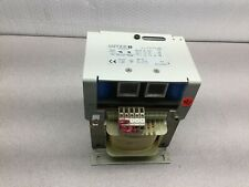 USED LUTZE15AMP 24VDC  PRI 400/230/115VAC POWER SUPPLY NG24/15-2933