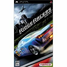 Used PSP  Ridge Racers Namco  SONY PLAYSTATION JAPAN IMPORT