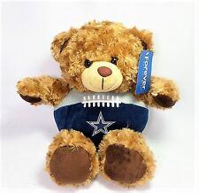 "Forever Collection NFL Football Dallas Cowboys 11"" Teddy Bear"