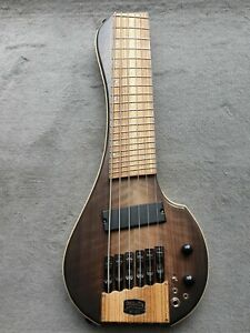 "FingyBass Travel Bass 6 strings Multiscale 20""/19"" by MihaDo"