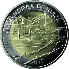 50 Francs CFA Burkina Faso 2017 Andrea Doria Bimetall
