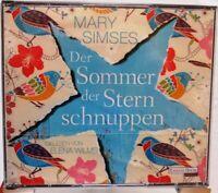 Der Sommer der Sternschnuppen + Mary Simses + Hörbuch auf 5 CDs + 373 Minuten +