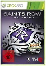 GW543d Saints Row: The Third XBOX360 Neu & OVP