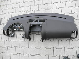 Original Armaturenbrett VW Touareg 7L braun Schalttafel 7L6858451 dunkelbraun