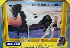 Breyer Model Horses Gray Pinto Storm Gathering Storm