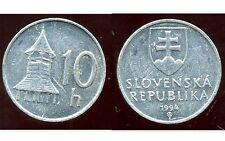 SLOVAQUIE 10 halierov 1994