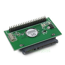 """Mini 7+15 Pin Female SATA HDD TO 2.5"""" Male IDE Adapter Converter For laptop #323"""