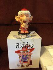 Biddy's Westland Giftware Little Old Biddy Remember Glasses #12940 NIB 2006