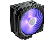 Cooler Master Hyper 212 RGB Black Edition CPU Air Cooler, 4 Direct Contact Heatp