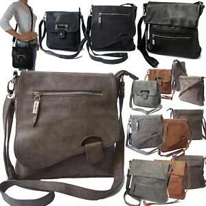 Tasche Handtasche Umhängetasche Damentasche Schultertasche Bag Street Damen VTa1