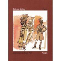 Poesie - di Rudyard Kipling - illustrazioni di Hugo Pratt