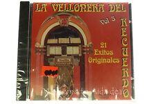 la vellonera del recuerdo 21 Exitos Originales Vol. 3 CD