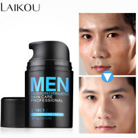 Laikou Hyaluronic Acid Face Cream Oil Control For Men Lifts Wrinkle Firming yz